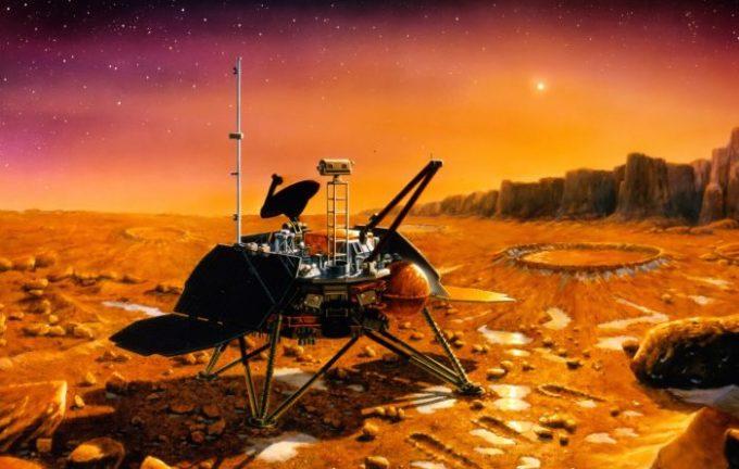 expérience Mars 2030